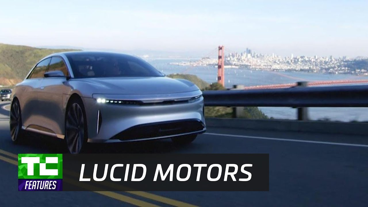 Reinventing The Electric Car With Lucid Motors Youtube