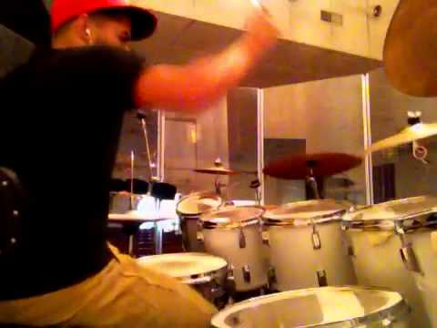 Holy Visitation-Micah Stampley (Drum Cover)