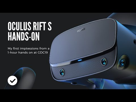 Oculus Rift S - MRTV Hands-On Review - How Good Is The Rift S?