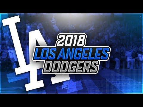 2018 LOS ANGELES DODGERS (PROJECTED OPENING DAY ROSTER)! MLB THE SHOW 17 DIAMOND DYNASTY!