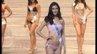 Download Video sexinya miss indonesia memakai bikini dalam kontes miss world MP3 3GP MP4