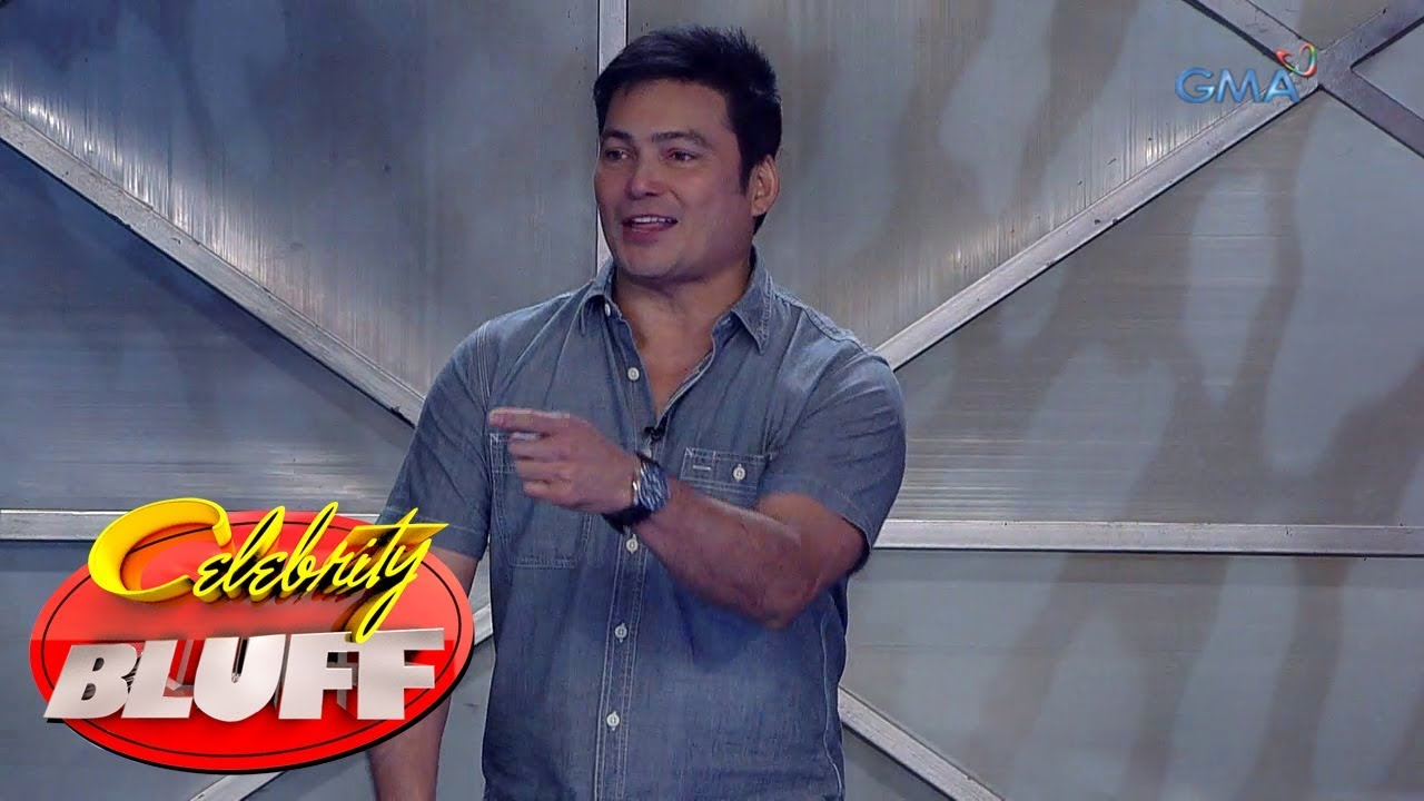 Celebrity Bluff: Gabby Concepcion is guest celebrity bluffer