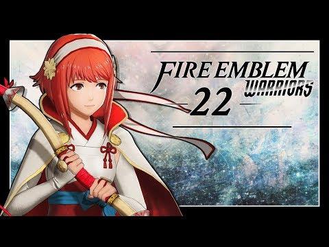 Let's Play Fire Emblem Warriors [Blind] - #22 - Die Gegner im Nacken!