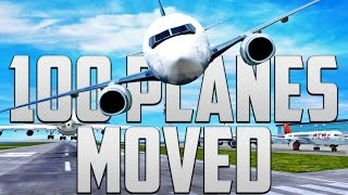 I Move 100 Planes! | Airport Madness 3D Gameplay