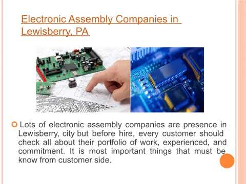 Printed Circuit Board Electronic Assembly Companies | Optimatech