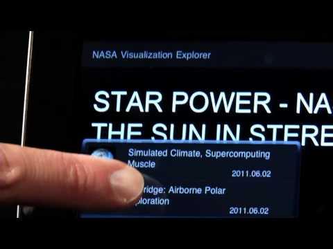 NASA | NASA VIZ App for iPad