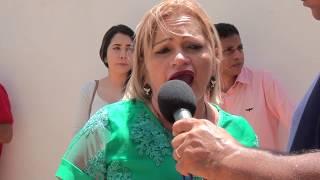 Encontro PMDB em Massapê - Vereadora Lindalva Batista