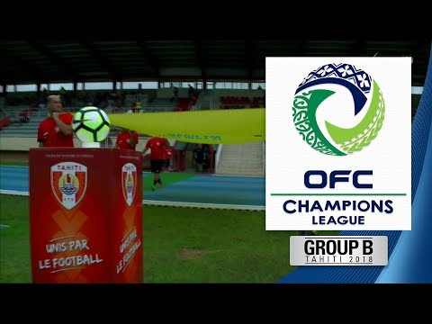 2018 OFC CHAMPIONS LEAGUE | Group B - Erakor Golden Star v Solomon Warriors Highlights