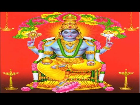 Lord Dhanvantari Maha Mantra | Mantra To Remove Fears & All Diseases | For Healthy Health