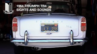1964 TR4 - Sights and Sounds