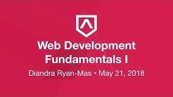 Lesson I - Programming & Web Development - Section 2 - Lambda School Mini Bootcamp