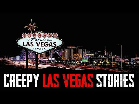 6 TRUE Creepy Las Vegas Stories | #TrueScaryStories