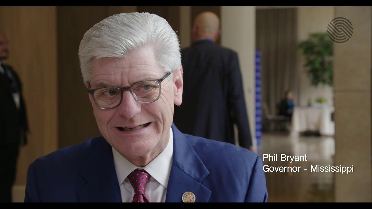 WorkingNation Overheard: Gov. Phil Bryant at Milken Global Conf. 2019 | WorkingNation