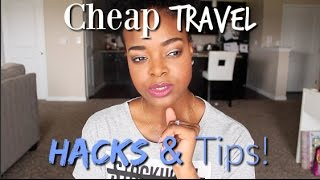 Cheap Travel Hacks & Tips - Ify Yvonne