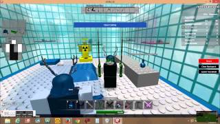 ROBLOX Let's play Episode one! THE CRASHING BEGINS