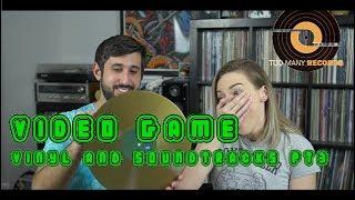 Baixar BEST Video Game Vinyl Records + Soundtracks (PART 3)