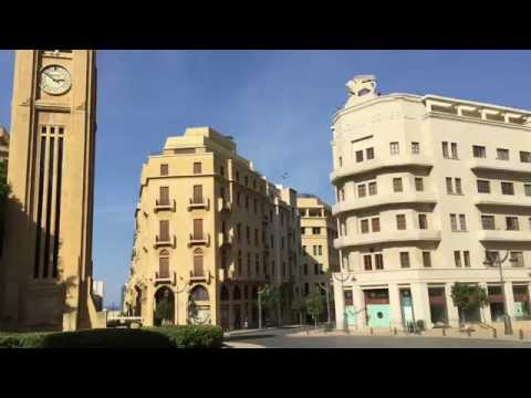 Beirut, Lebanon - Place de l'etoile and downtown