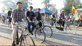 Himpunan Basikal Klasik & Basikal Tua Semelaya -Morib Old and Classic Bicycles Show 2014 (1)