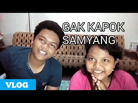GAK KAPOK SAMYANG #Samyang challenge