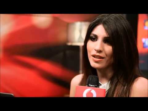 Anna-Maria Bilida The Voice Of Greece moments!!