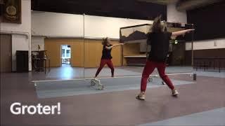 Deel 2: Conditie-oefening (de nieuwe)