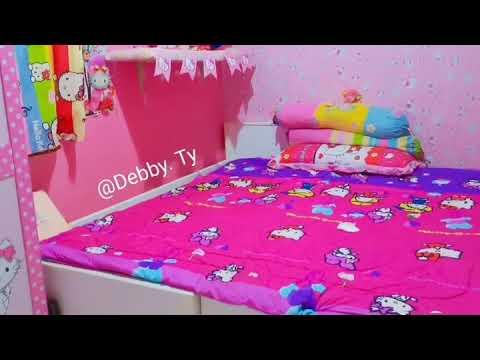 rumah decor pink - youtube
