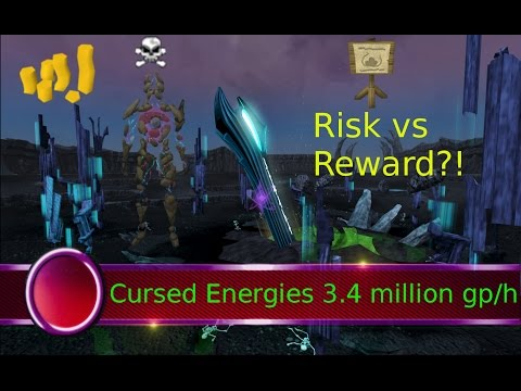 RS3 Money Making Guide (Skilling): 3.4m gp/hr Cursed Energies (2016)