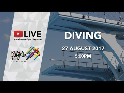 Aquatics Diving: Women's 1m Springboard Final | 29th SEA Games 2017