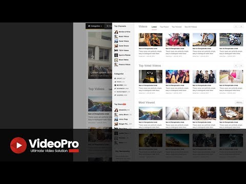 VideoPro - Using WordPress Automatic plugin to fetch video from Youtube