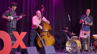 Exploring the Intersections of Musical Cultures of the World | Free Planet Radio | TEDxAsheville
