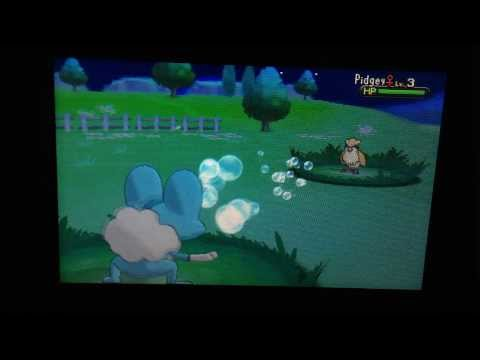 Pokemon Y Playthrough Part 1: Frokie I Choose You!