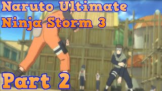 (60FPS)Naruto Ultimate Ninja Storm 3 : Part 2 : AM I CLAM GUYS?!?!?!?! Thumbnail