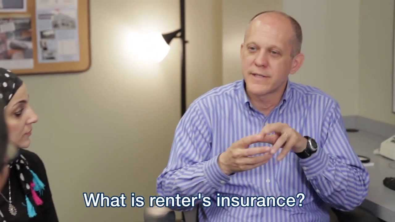 Renter's Insurance - YouTube