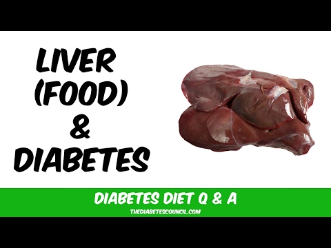 Is Liver Good For Diabetes