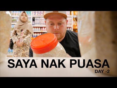 Rhys William Nak Puasa - Vlog Kembara Ramadan Rhys Episode 1