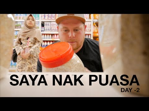 Rhys William Nak Puasa  Vlog Kembara Ramadan Rhys Episode 1