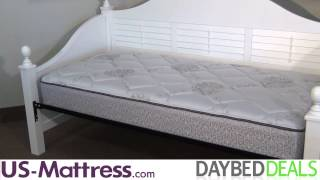 Fashion Bed Group Shutter Daybed