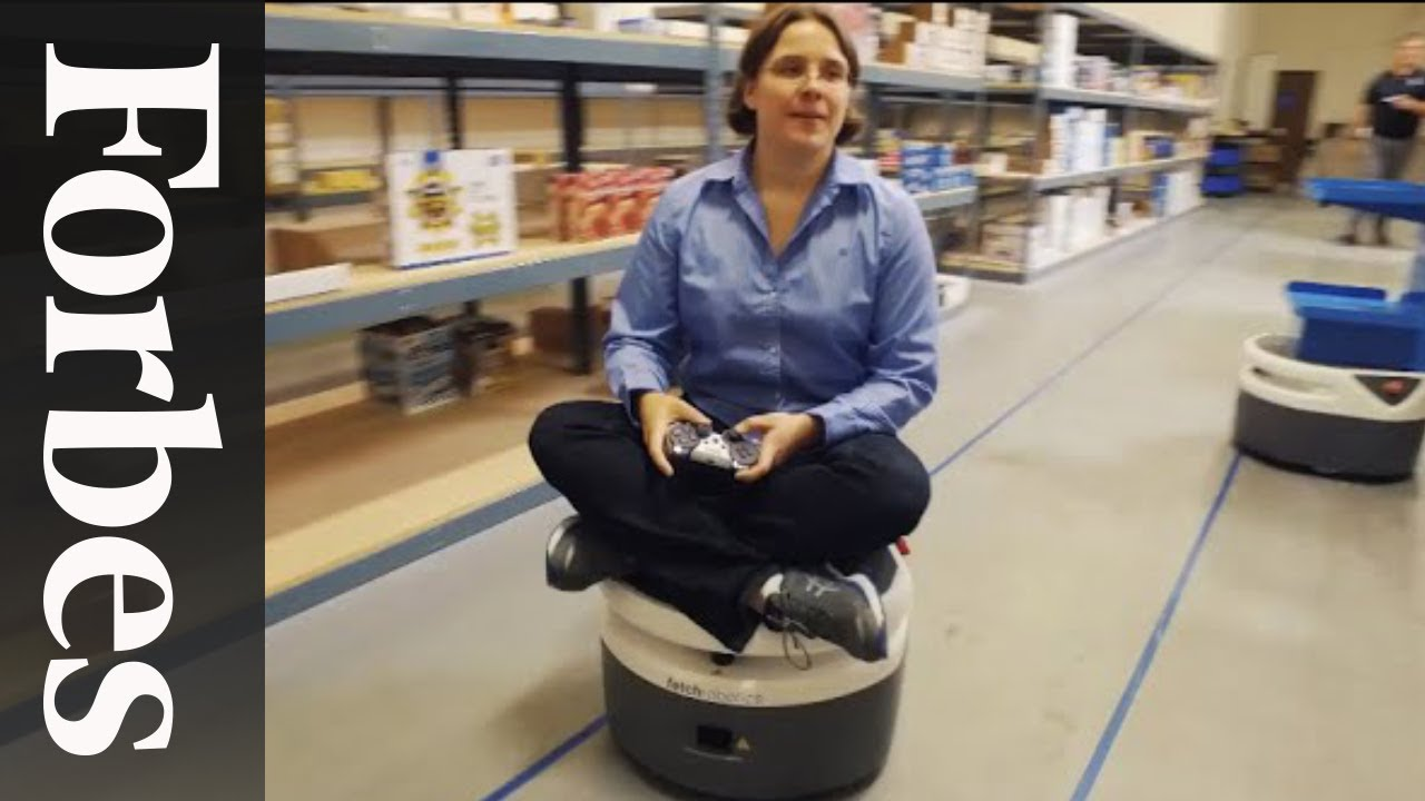 KPMGVoice: Fetch Robotics - The Great Rewrite (Chapter 2) | Forbes