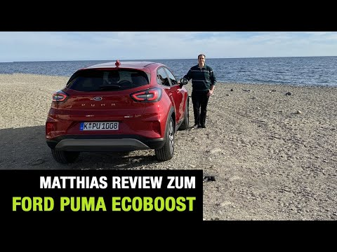 2020 Ford Puma Ecoboost (125 PS) - Fahrbericht I FULL Review   Test-Drive   Sound   POV.