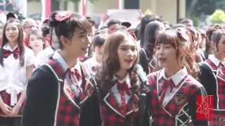 """Download Video The song """"Independence Day of the Republic of Indonesia"""" by JKT48 MP3 3GP MP4"""