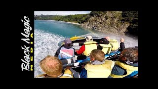 HamiltonJet Visitors - Canyon Safaris