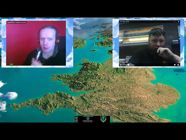 Islands in the Clouds -  Live vaping and vape related chat, news, views and fun - 19/3/2018