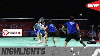 Fuzhou China Open 2019 | Semifinals XD Highlights | BWF 2019