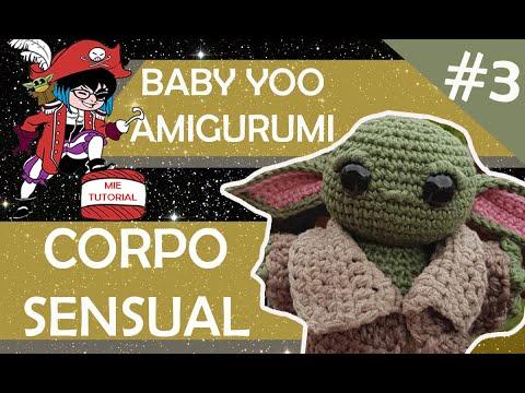 DIY - FAÇA UM BABY YODA EM CASA - PASSO A PASSO - YouTube | 360x480