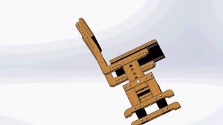видео Детский стульчик своими руками: чертежи, размеры, схемы