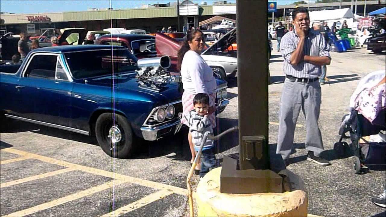 Rocky Vanders Car Show