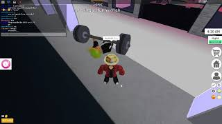 Today I play Robloxian Highschool (ROBLOX)