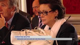 Politique : Christine Boutin tire sa révérence