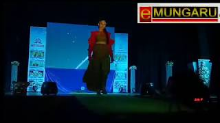 Mift college girl student fashion show