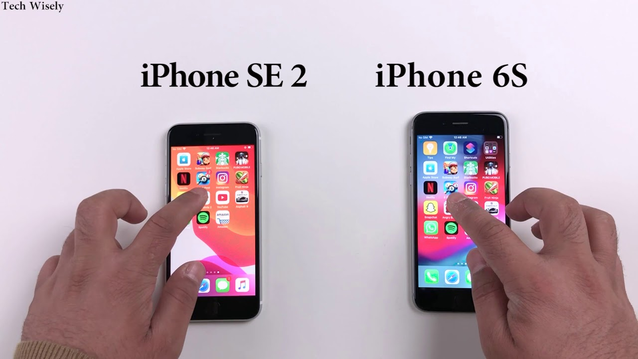 Iphone Se 2 Test